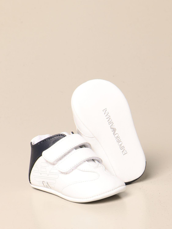 Zapatos Emporio Armani: Zapatos niños Emporio Armani azul oscuro 2