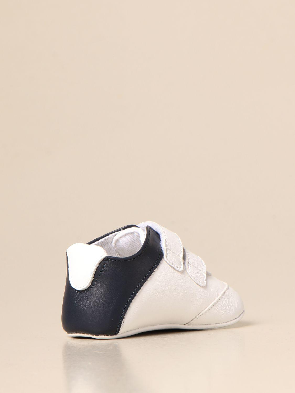 Zapatos Emporio Armani: Zapatos niños Emporio Armani azul oscuro 3