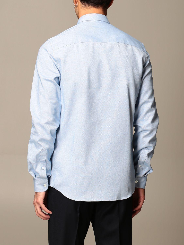 Shirt Ami Alexandre Mattiussi: Shirt men Ami Alexandre Mattiussi sky blue 2