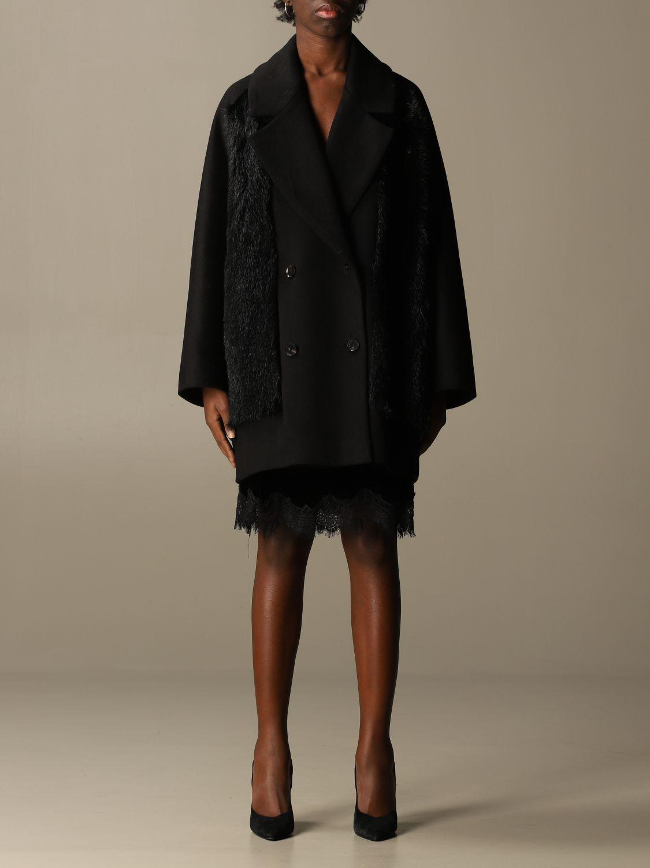 Coat S.w.o.r.d.: Coat women S.w.o.r.d. black 1