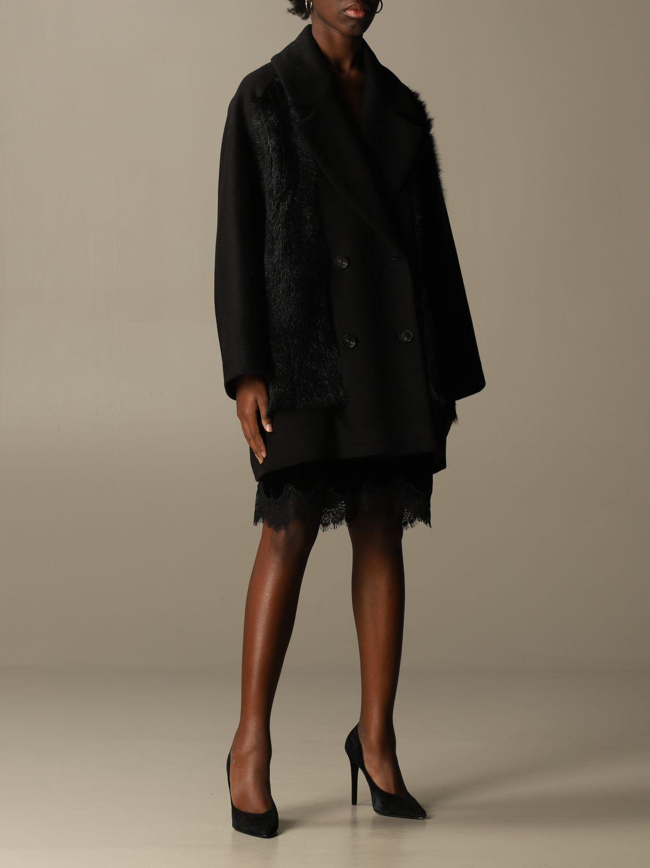 Coat S.w.o.r.d.: Coat women S.w.o.r.d. black 2