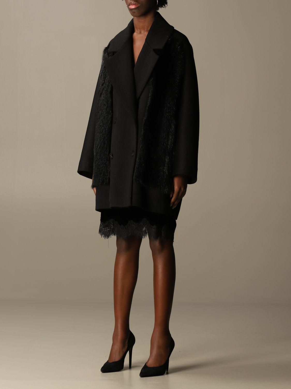 Coat S.w.o.r.d.: Coat women S.w.o.r.d. black 4