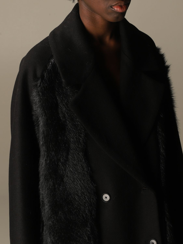 Coat S.w.o.r.d.: Coat women S.w.o.r.d. black 5