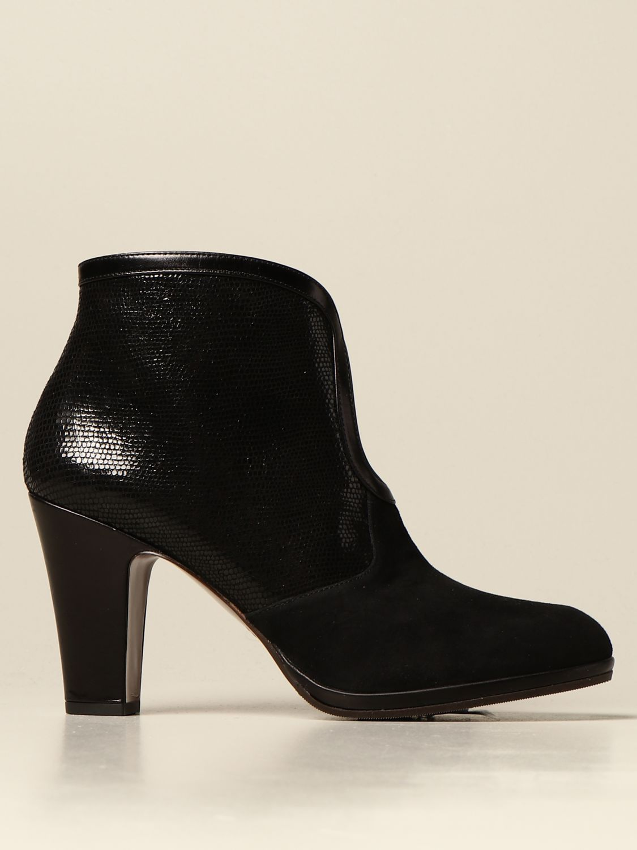 高跟裸靴 Chie Mihara: 高跟裸靴 女士 Chie Mihara 黑色 1