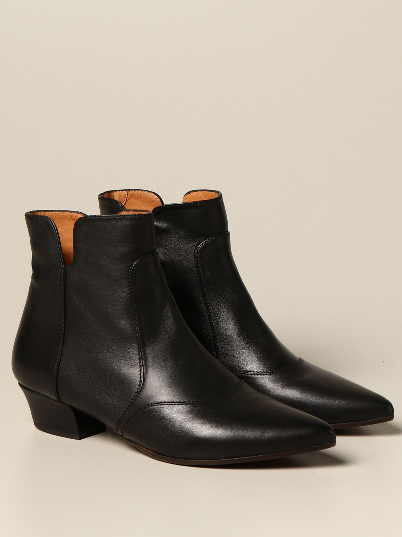 高跟裸靴 Chie Mihara: 高跟裸靴 女士 Chie Mihara 黑色 2