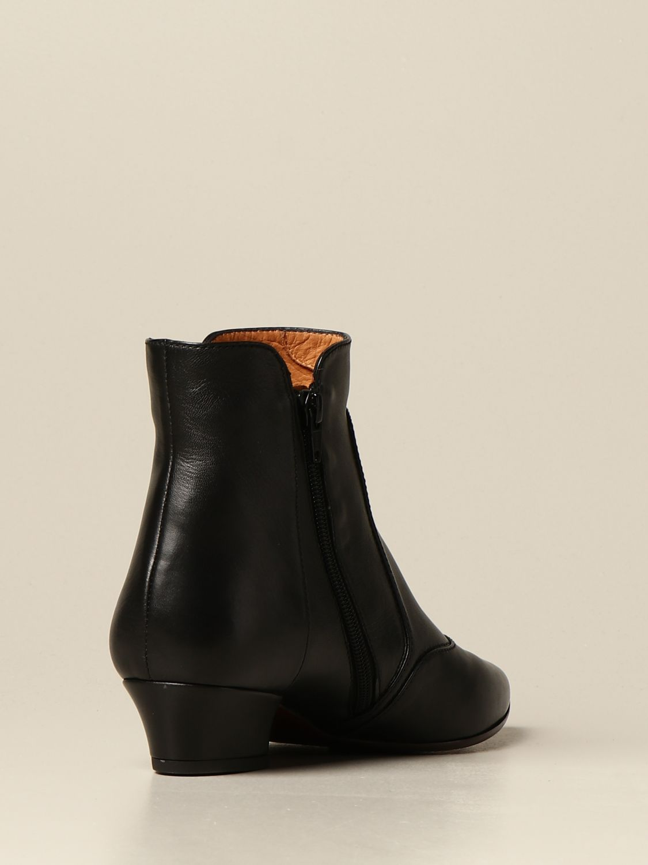 高跟裸靴 Chie Mihara: 高跟裸靴 女士 Chie Mihara 黑色 3
