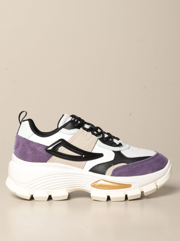 City Hiking WMN Fila sneakers in suede