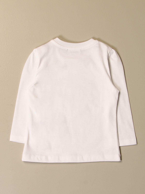 Camiseta Diesel: Camiseta niños Diesel blanco 2