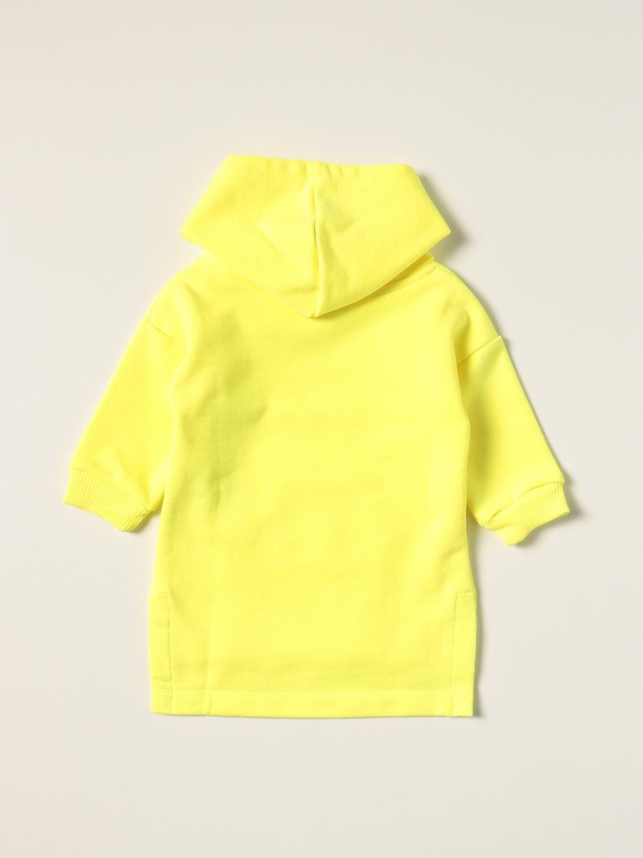 Pelele Diesel: Pelele niños Diesel amarillo 2