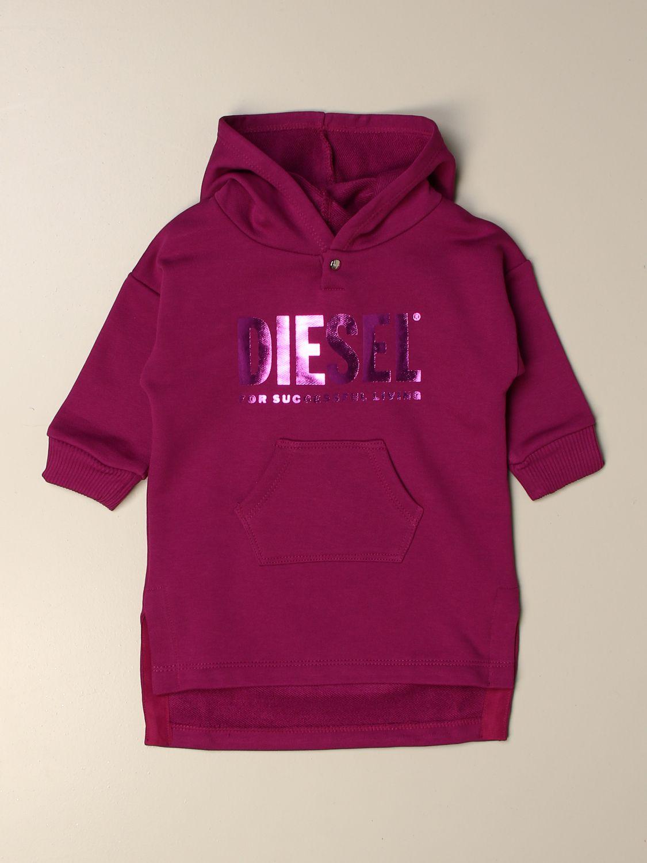 Pelele Diesel: Pelele niños Diesel violeta 1