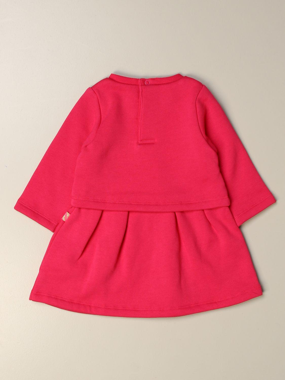 Pelele Billieblush: Pelele niños Billieblush rosa 2