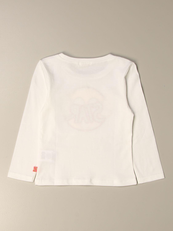 T-shirt Billieblush: T-shirt kids Billieblush ivory 2