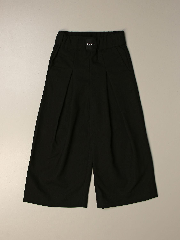 Trousers Dkny: Trousers kids Dkny black 1