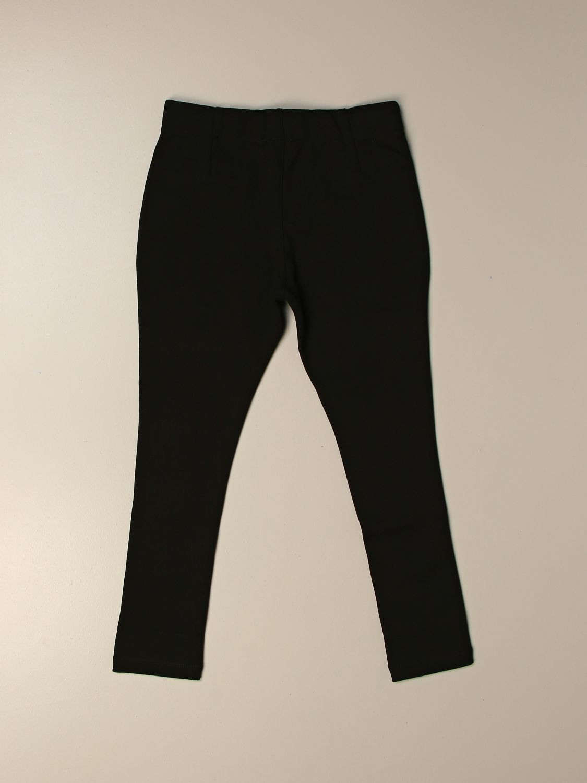 Trousers Karl Lagerfeld: Trousers kids Karl Lagerfeld black 1