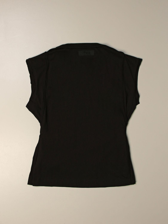 Camisetas Diesel: Camisetas niños Diesel negro 2