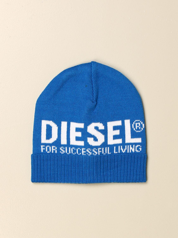 Gorro Diesel: Gorro niños Diesel azul oscuro 2
