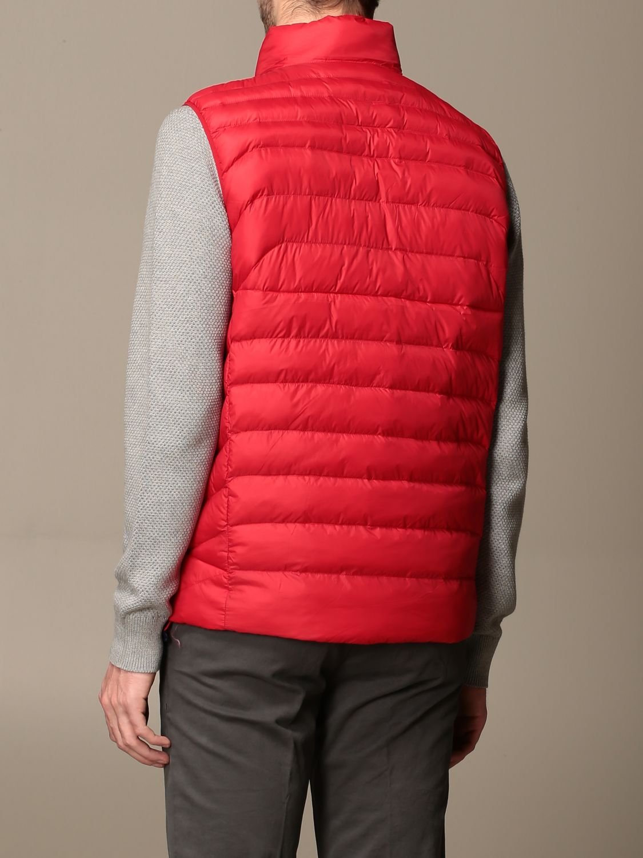 Gilet Polo Ralph Lauren: Gilet homme Polo Ralph Lauren rouge 2