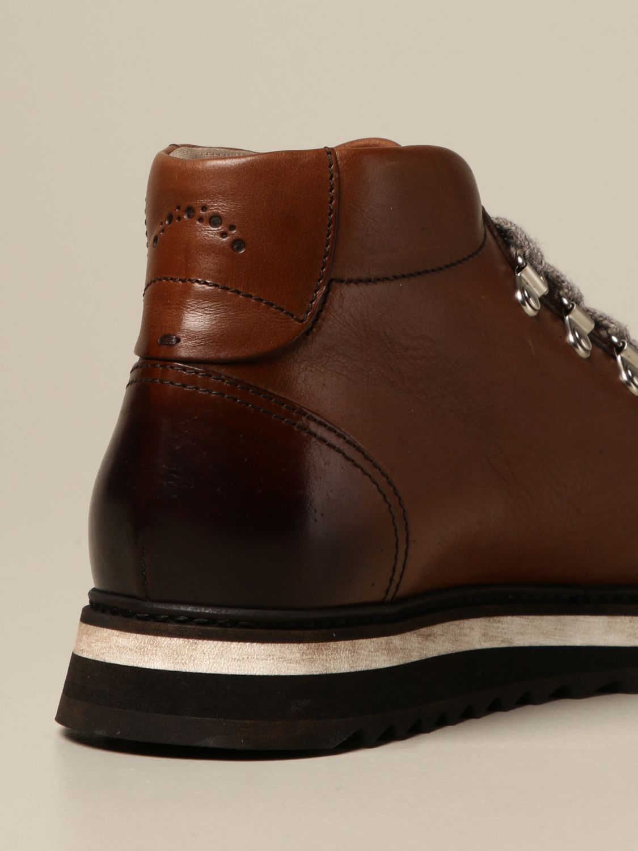 Schnürschuhe Doucal's: Schuhe herren Doucal's braun 3