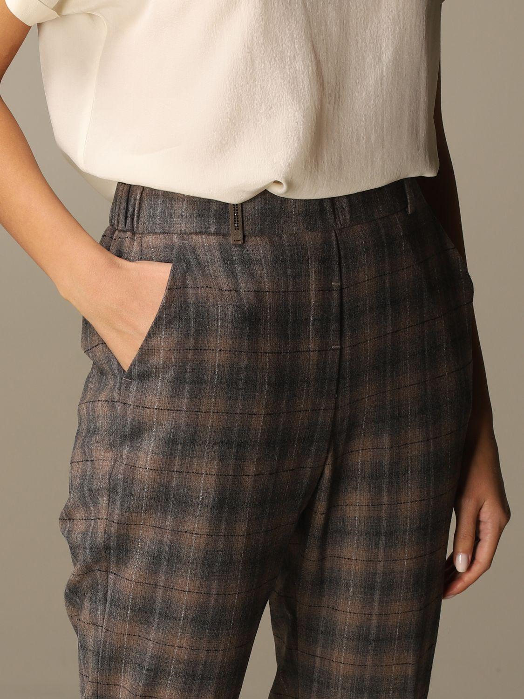 Pantalone Peserico: Pantalone donna Peserico fa02 3