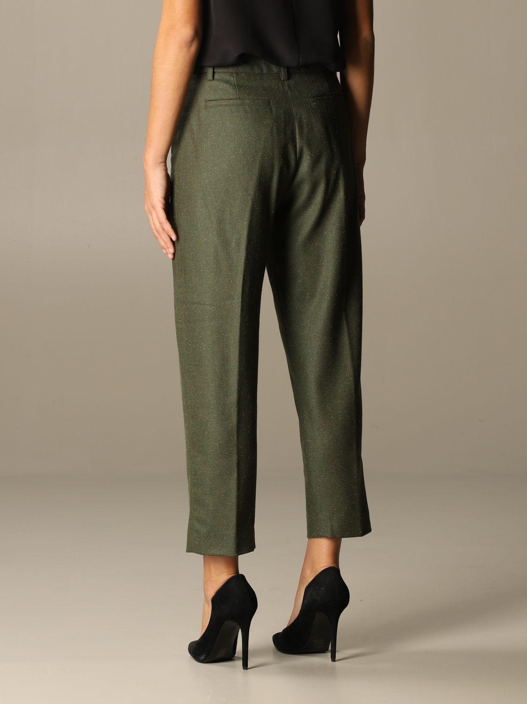 Pants Closed: Pants women Closed green 2