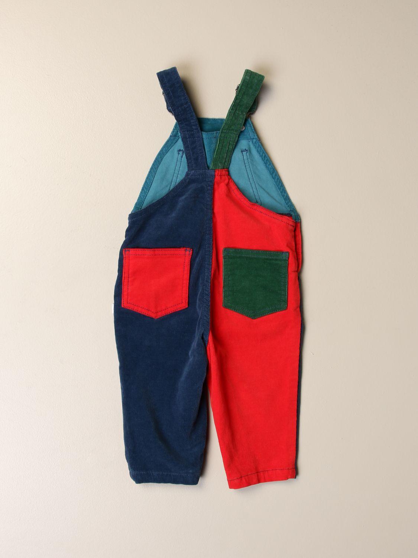 Tracksuit Stella Mccartney: Stella McCartney color block dungarees multicolor 2
