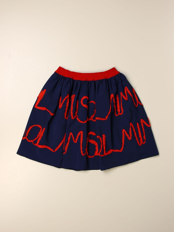 半身裙 Mi Mi Sol: 半身裙 儿童 Mi Mi Sol 蓝色 2
