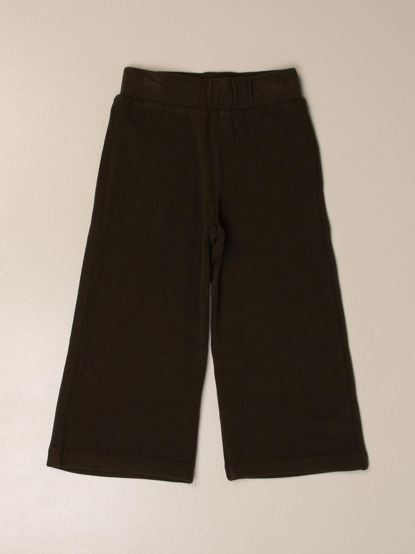 Pants Caffe' D'orzo: Pants kids Caffe' D'orzo green 1