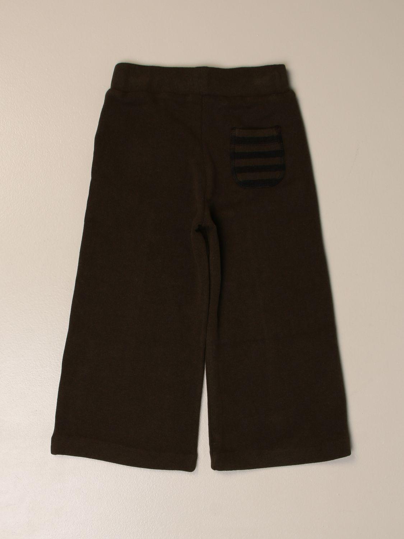 Pants Caffe' D'orzo: Pants kids Caffe' D'orzo green 2