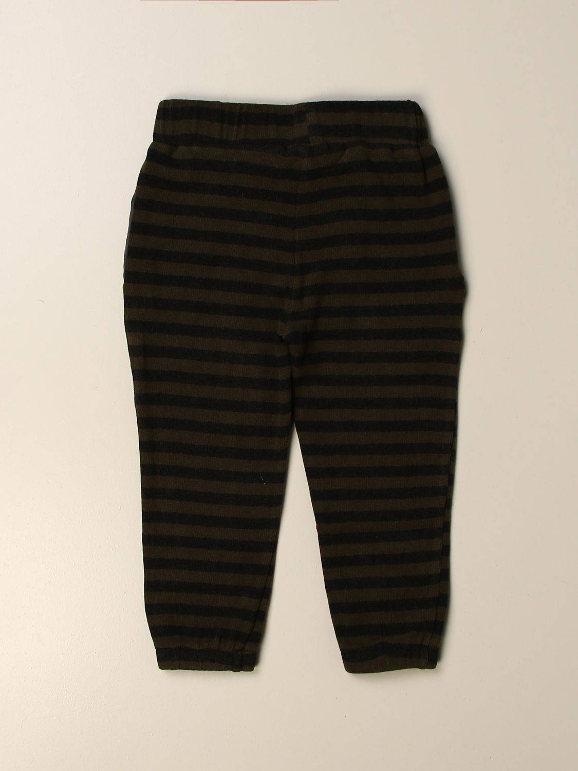Trousers Caffe' D'orzo: Trousers kids Caffe' D'orzo green 2