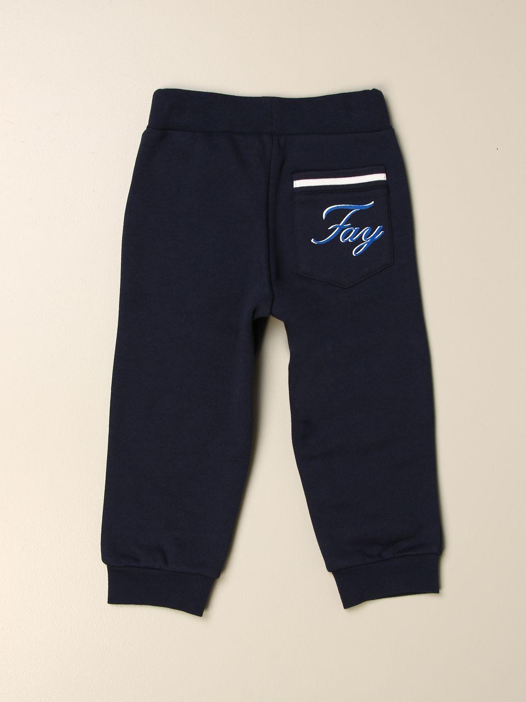 Pants Fay: Pants kids Fay blue 2