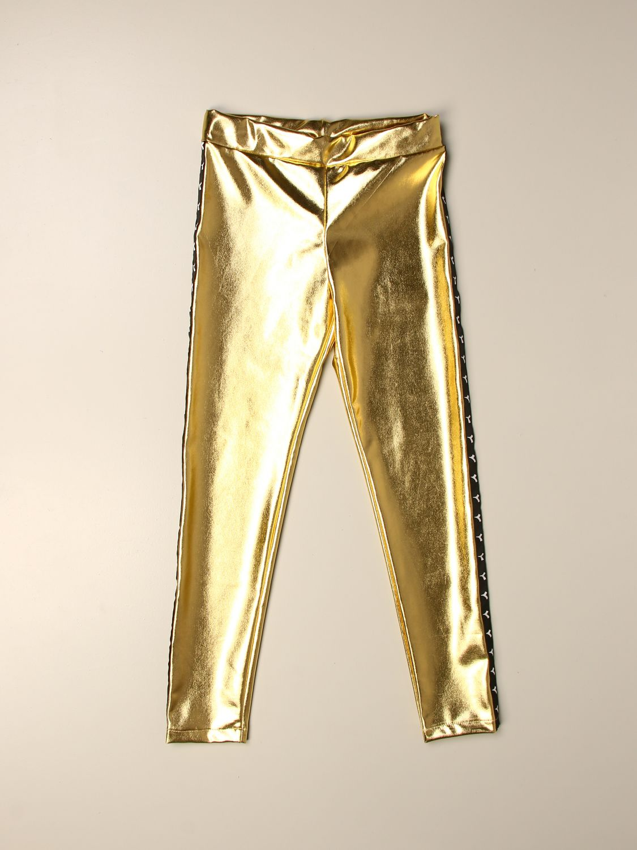 Short Diadora: Short kids Diadora gold 1
