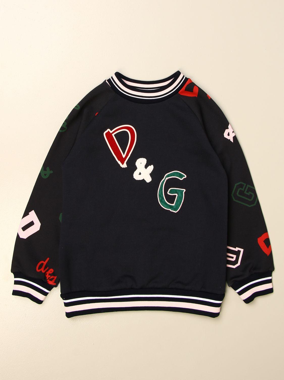 Pullover Dolce & Gabbana: Pullover kinder Dolce & Gabbana bunt 1