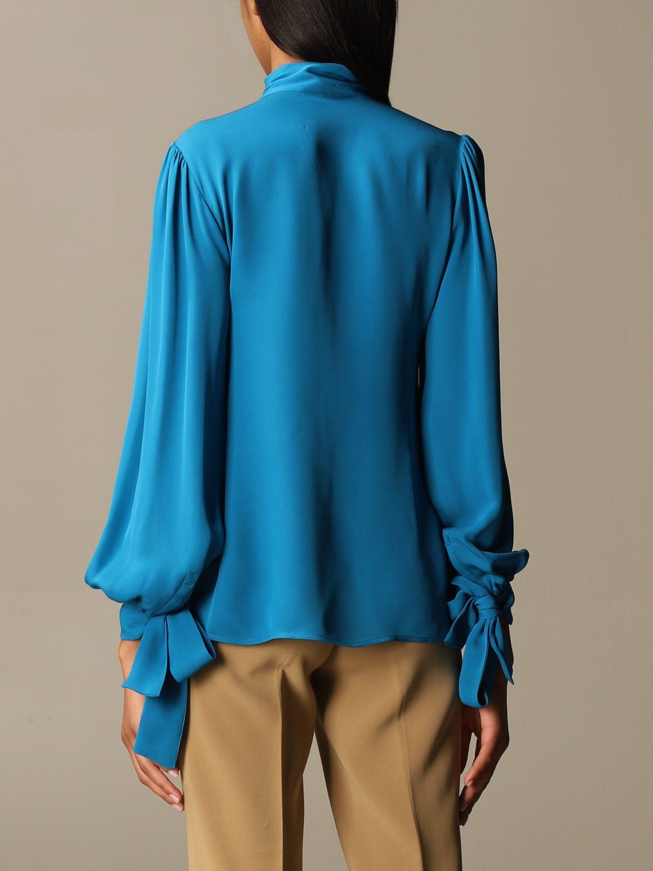 Camicia Michael Michael Kors: Blusa donna Michael Michael Kors blue 3
