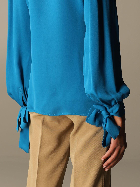 Camicia Michael Michael Kors: Blusa donna Michael Michael Kors blue 4