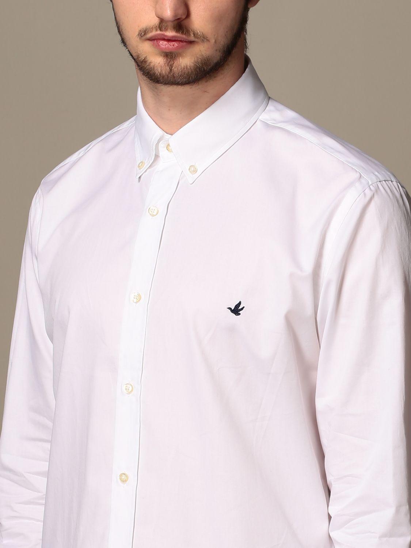 Рубашка Brooksfield: Рубашка Мужское Brooksfield белый 2