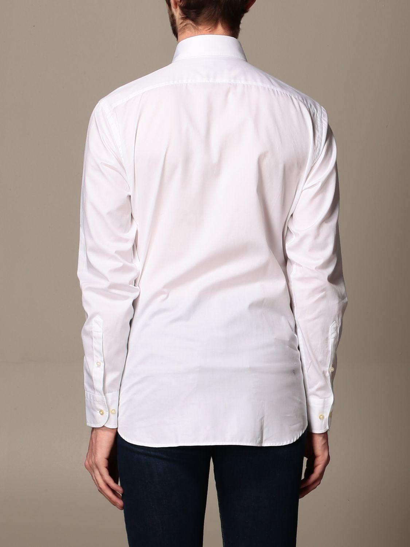 Рубашка Brooksfield: Рубашка Мужское Brooksfield белый 3