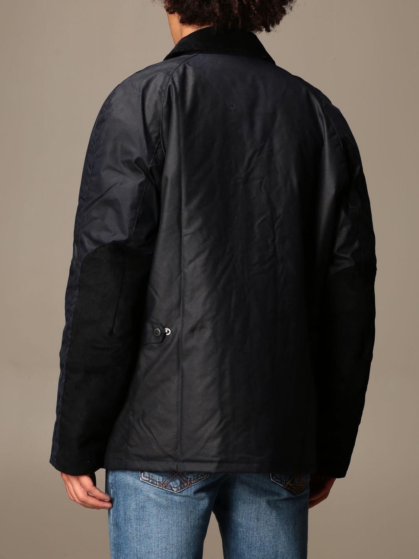 Jacket Barbour: Jacket men Barbour blue 2