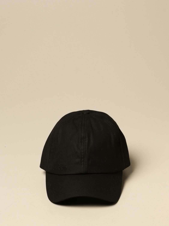 Hat Barbour: Hat men Barbour black 2