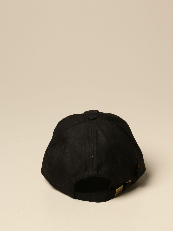 Hat Barbour: Hat men Barbour black 3