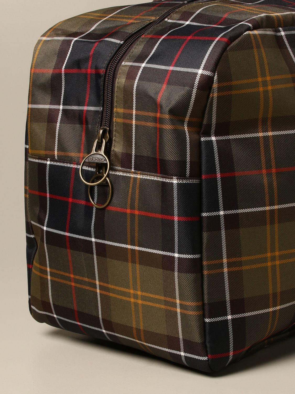 Travel bag Barbour: Bags men Barbour green 3