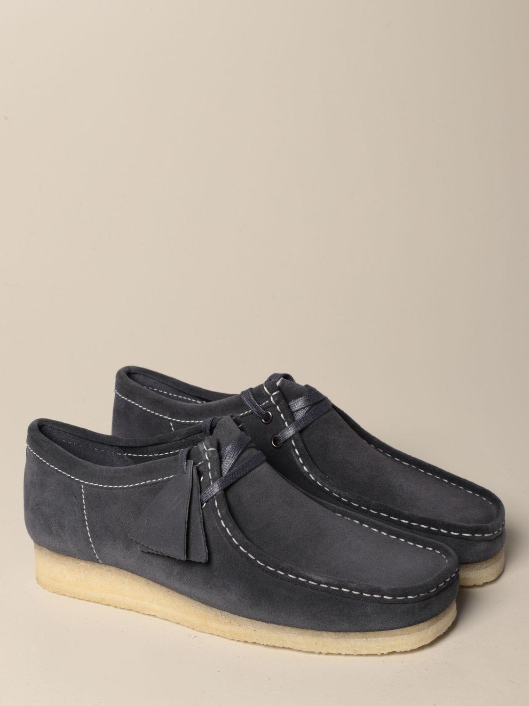 Мокасины Clarks: Обувь Мужское Clarks чернила 2