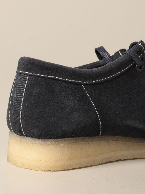Мокасины Clarks: Обувь Мужское Clarks чернила 3