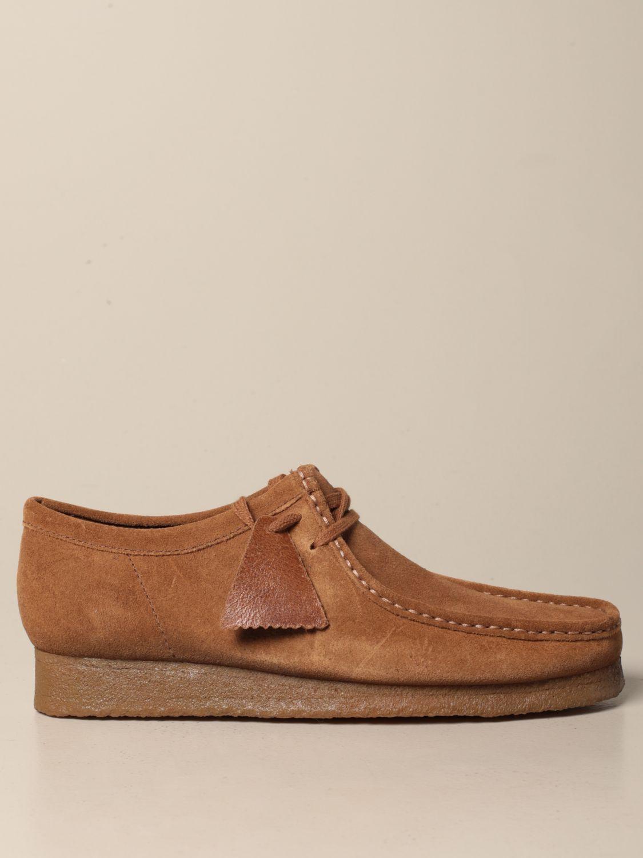 Мокасины Clarks: Обувь Мужское Clarks камуфляж 1