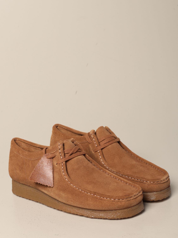 Мокасины Clarks: Обувь Мужское Clarks камуфляж 2