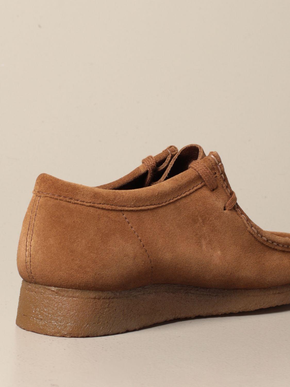 Мокасины Clarks: Обувь Мужское Clarks камуфляж 3