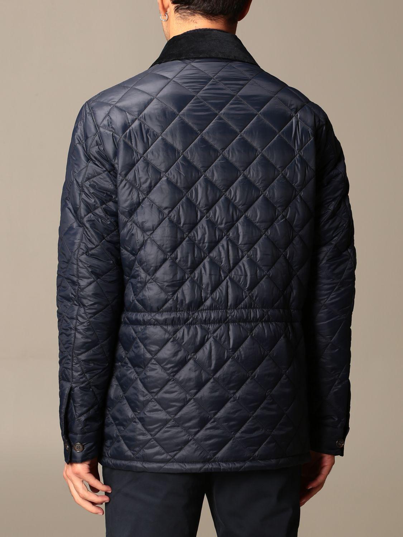 Jacket Barbour: Jacket men Barbour navy 2