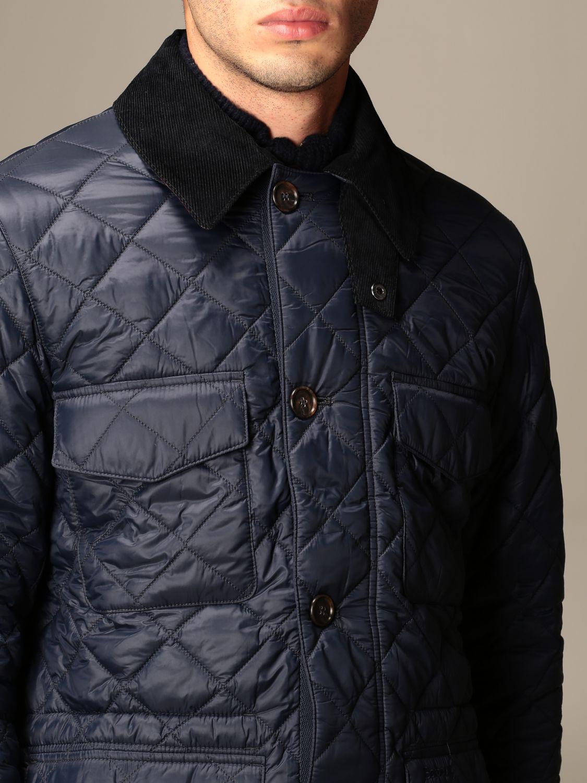 Jacket Barbour: Jacket men Barbour navy 4