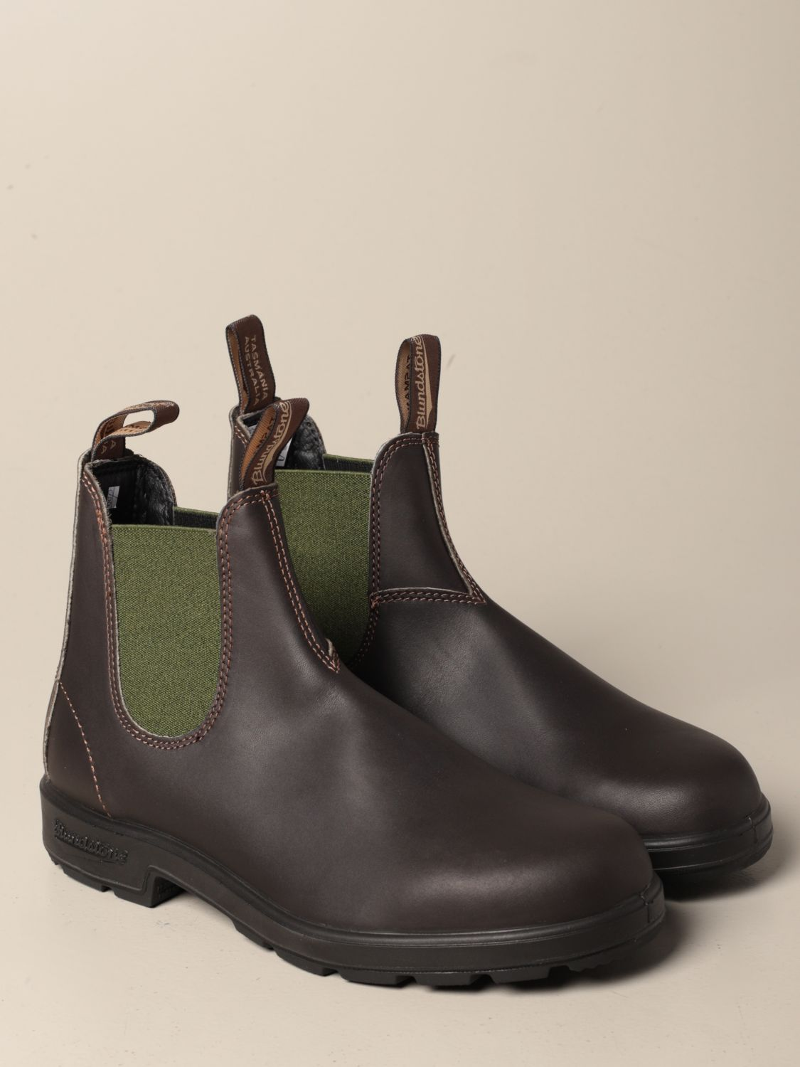 Boots Blundstone: Boots men Blundstone olive 2