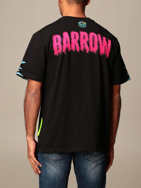 T-shirt Barrow: T-shirt men Barrow black 2