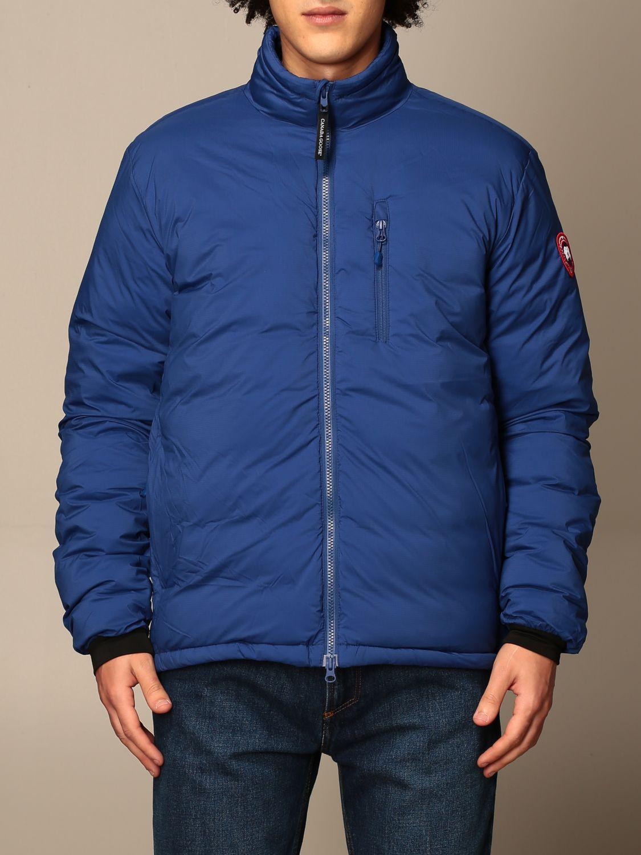 Куртка Canada Goose: Куртка Мужское Canada Goose синий 1